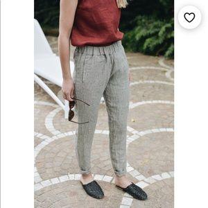 Brand New Linenfox Nova Trousers